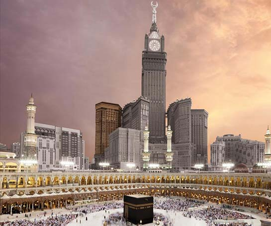 7 Nights 5 Star March Umrah Package