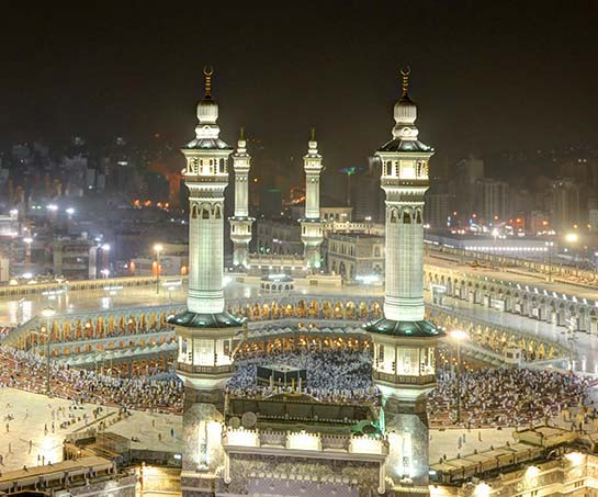 3 Star 10 Nights Family Umrah Package