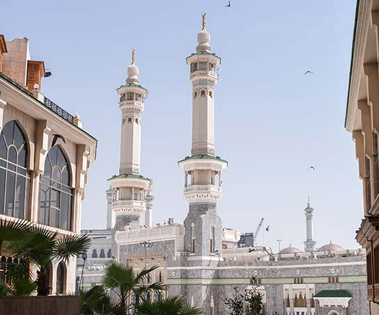 3 Star 14 Nights Family Umrah Package