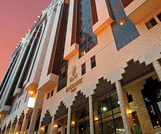 4 Star 7 Nights Family Umrah Package